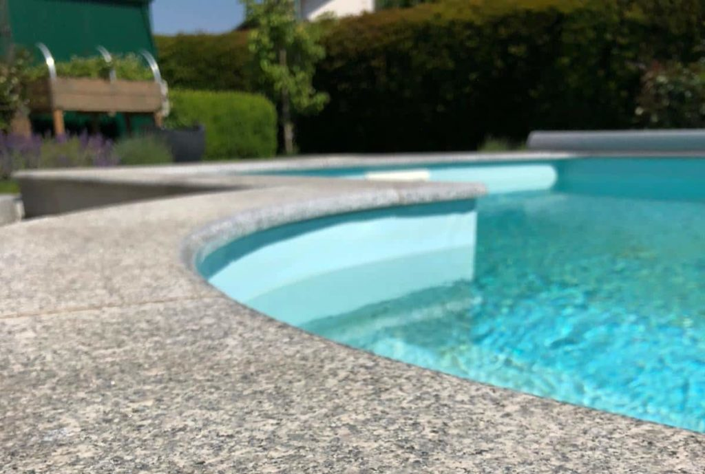 pool granit
