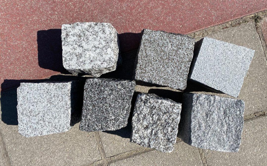 Hart wie Granit