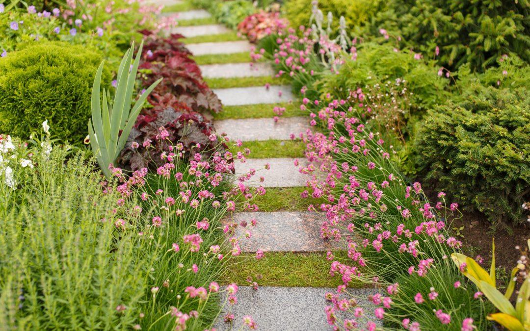Herzstück des Gartens: Dein Beet aus Granit