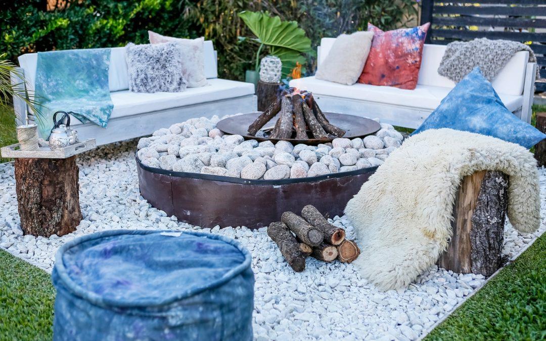 Ein Platz aus Stein: Gartenmöbel aus Granit