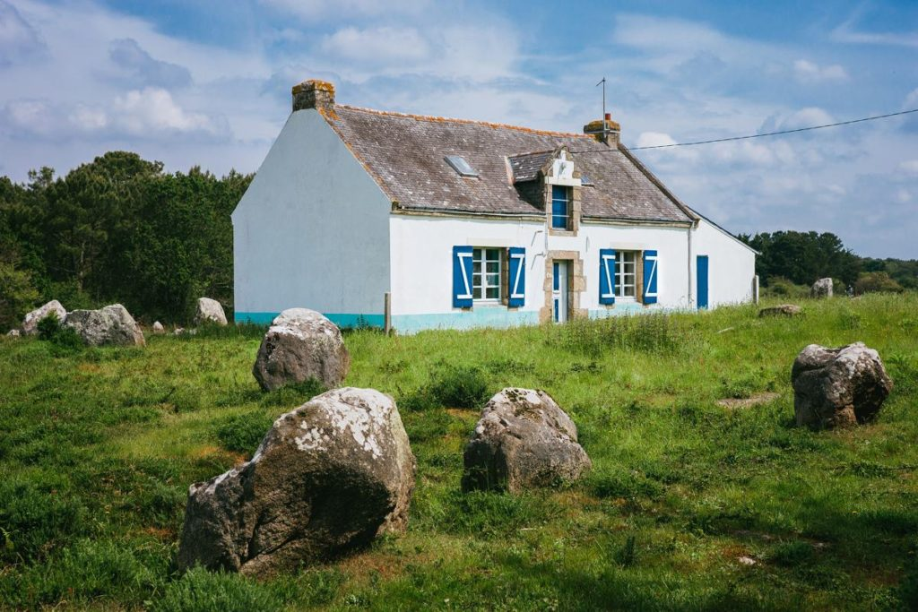 Haus in Carnac